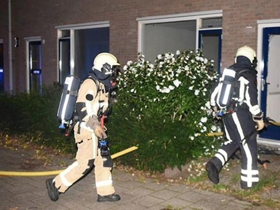 Brandstichting in woning hoofdverdachte 'Twentse martelbende'