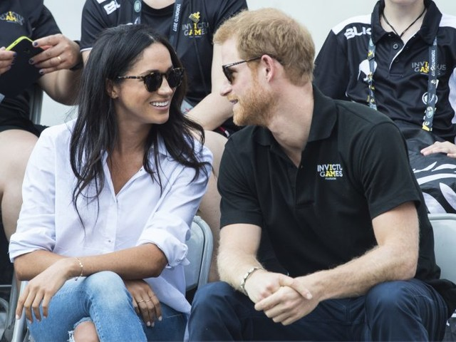 Meghan Markle And Prince Harry Floss Their Royal Swirlationship At The Invictus Games In Toronto