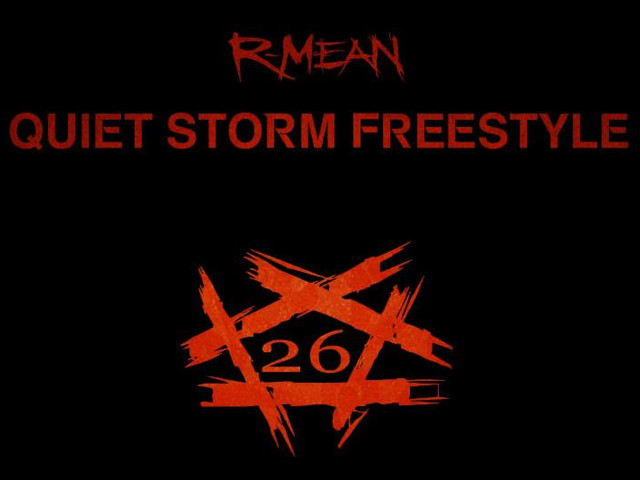 "R-Mean Salutes Prodigy With ""Quiet Storm"" Freestyle"