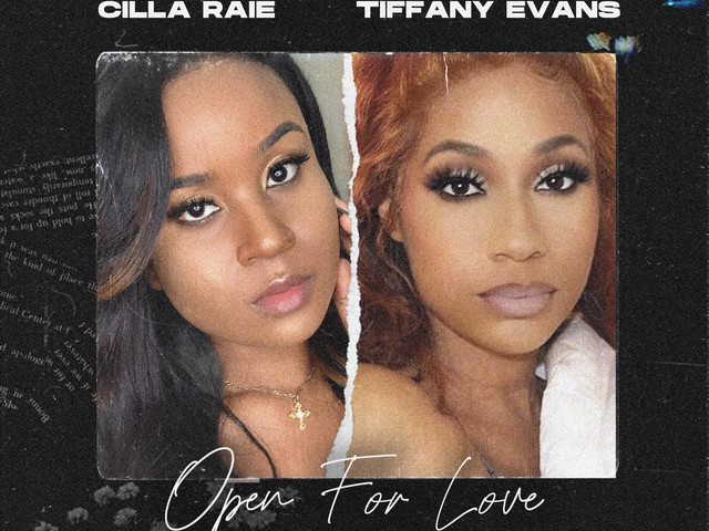 Cilla Raie is 'Open for Love' in New Single Feat. Tiffany Evans: Listen