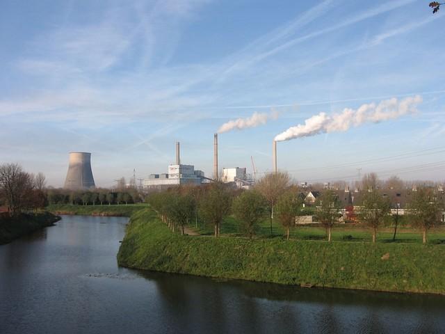 Amercentrale volledig op biomassa in 2030