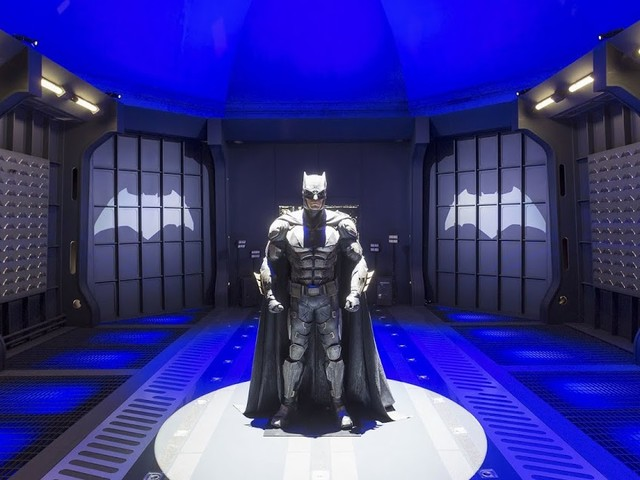 THE JUSTICE LEAGUE EXPERIENCE opens to the London public 9 November - UPCOMING EXHIBITION