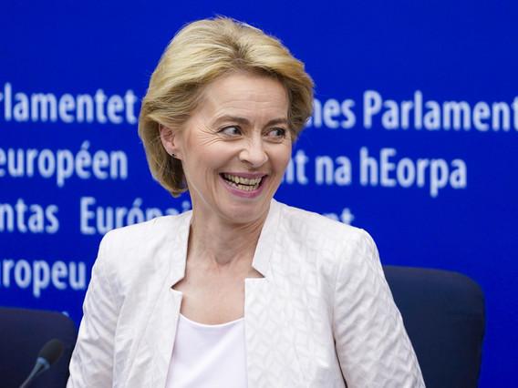 Groen licht Europese Commissie zonder Brit