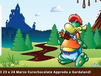Chocolade festival in Gardaland