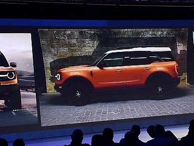 Ford Puma trademark hints at a name for the Baby Bronco