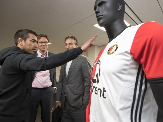 Feyenoordincasseert20 miljoen