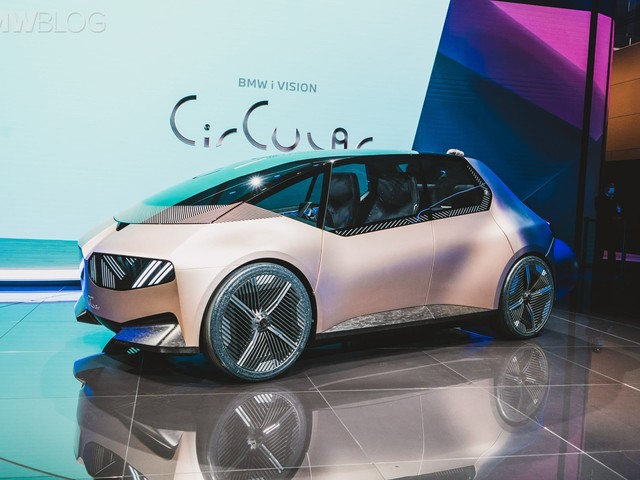 BMW Design Boss wants Neue Klasse cars to be Bold and Meaningful