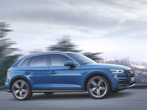 Audi introduces Q5 TFSI e PHEV to US market; EPA-rated at 65 MPGe