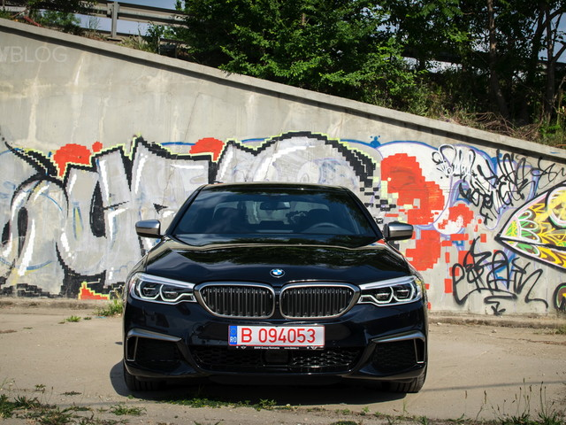 VIDEO: Can this tuned BMW M550d make you forget the M5?