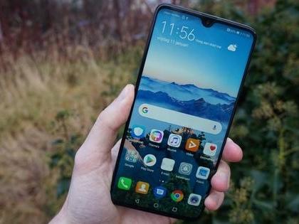Huawei Mate 20 - Mate met mate