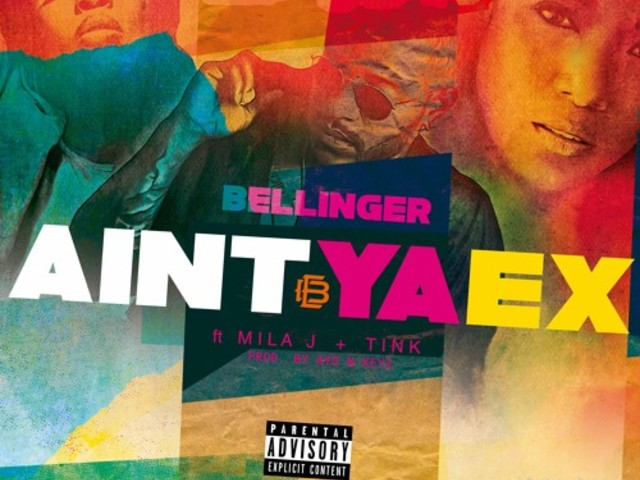 "Eric Bellinger Connects with Mila J & Tink on ""Ain't Ya Ex"""