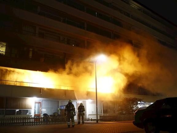 Carnavalsvereniging start actie voor Lenie (83) en Appie (66) na brand in Zwolse verzorgingsflat