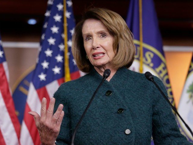 Trump neemt wraak op Huis-voorzitter Pelosi in ruzie om 'shutdown'