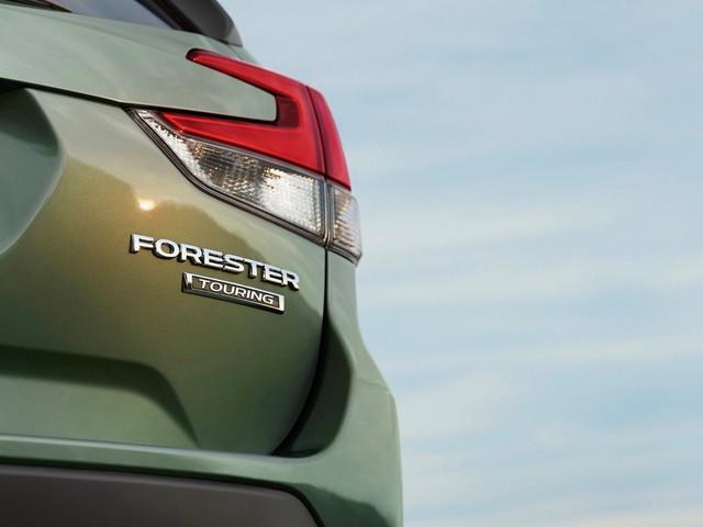 2019 Subaru Forester teased again