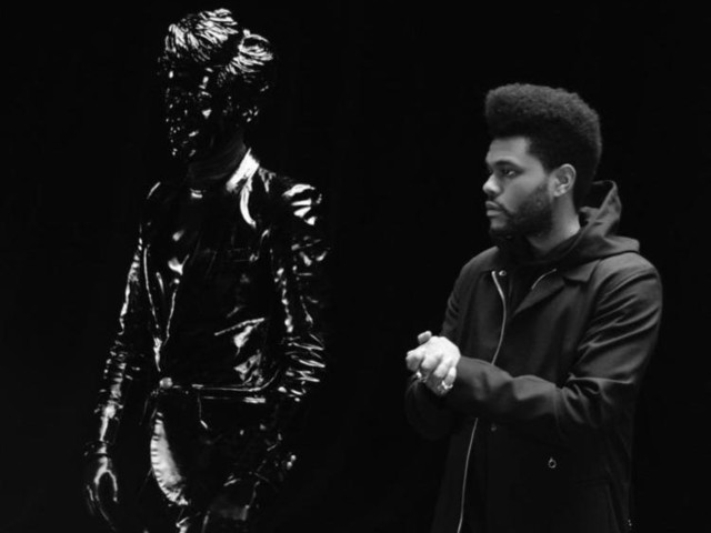 """DJ Gesaffelstein & The Weeknd Team Up for """"Lost In The Fire"""""""