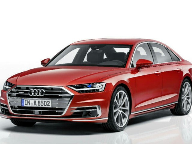 2018 Audi A8 Unveiled, India Bound
