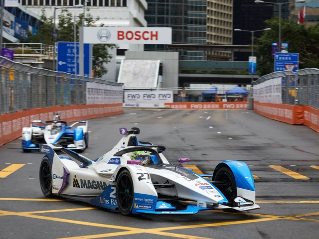 BMW i Andretti Motorsport heads to China for Formula E next stage