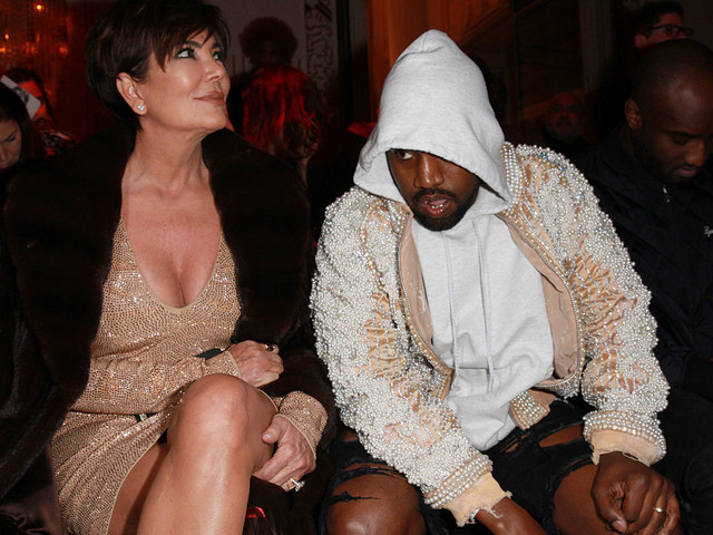 Everything Is Under Kontrol: Kris Jenner Denies Stories She's Been Beefing With Kanye