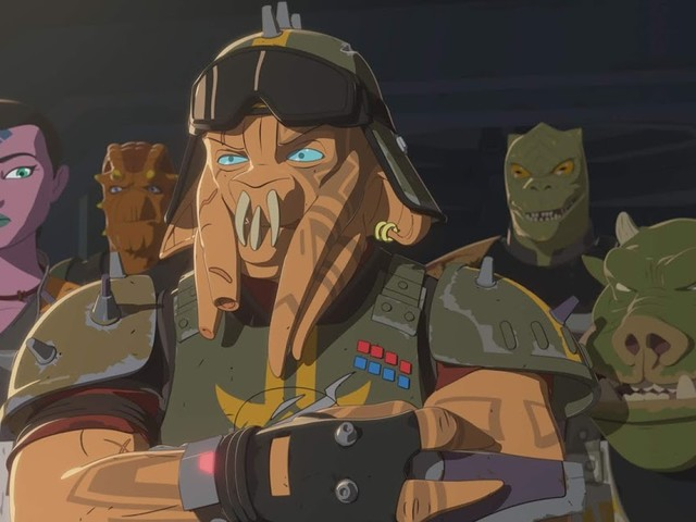 The Pirates are on a Mission in the Latest Episode Of Star Wars Resistance