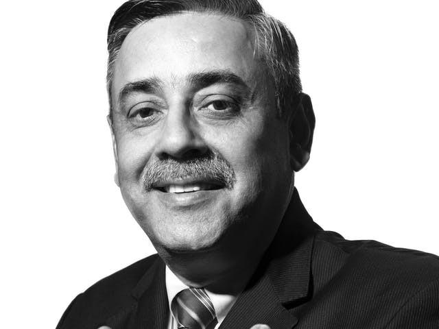 Abhijit Bhattacharya: 'De schietsport heeft mijn zienswijze op het leven bepaald'