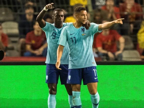 Wat een basisdebuut voor Arnaut Danjuma Groeneveld: aanvaller maakt eerste goal voor Oranje