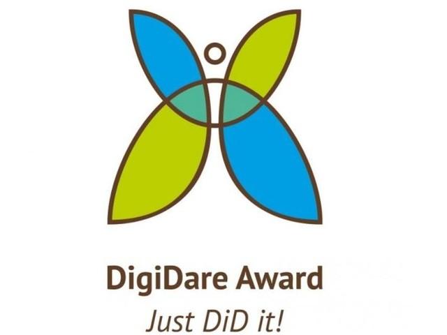 DigiDare Award: Pitch en Win!
