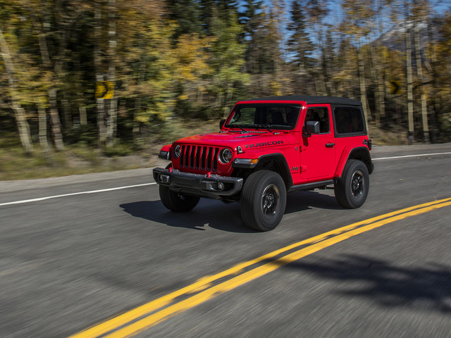 Driven! The 2018 Jeep Wrangler First Drive Still Defines the Brand