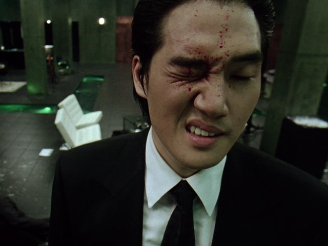 A Few Thoughts on OLDBOY (Park Chan-wook/2003)