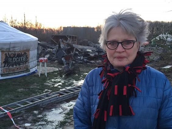 Al 10.000 euro voor afgebrande zorgboerderij in Vlijmen, maar nog een lange weg te gaan