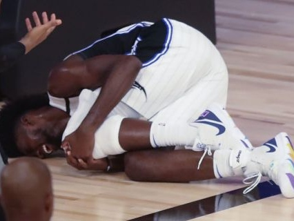 Oh, The Iron-knee: Orlando MAGAgic Baller Jonathan Isaac Suffers Excruciating Torn ACL After Refusing To Kneel During Anthem For #BlackLivesMatter