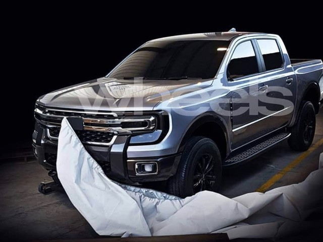 Is this the 2021 Ford Ranger?
