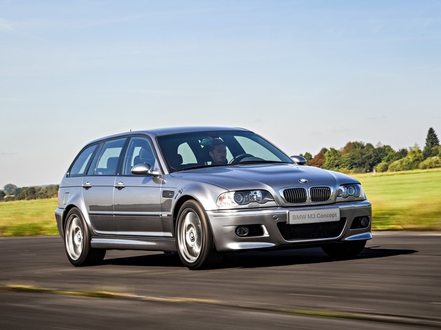 Two BMWs make Top Gear's list of Ten Best Cancelled Prototypes