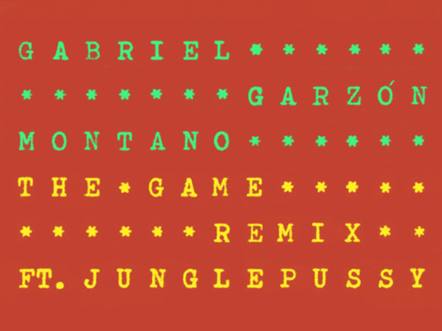 "JungleP** Joins Gabriel Garzón-Montano On ""The Game (Remix)"""