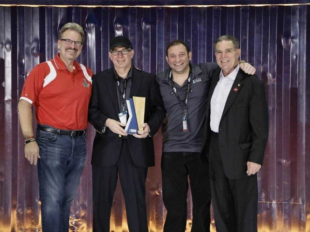 Duurzame isolatietechnologie wint IBS Award
