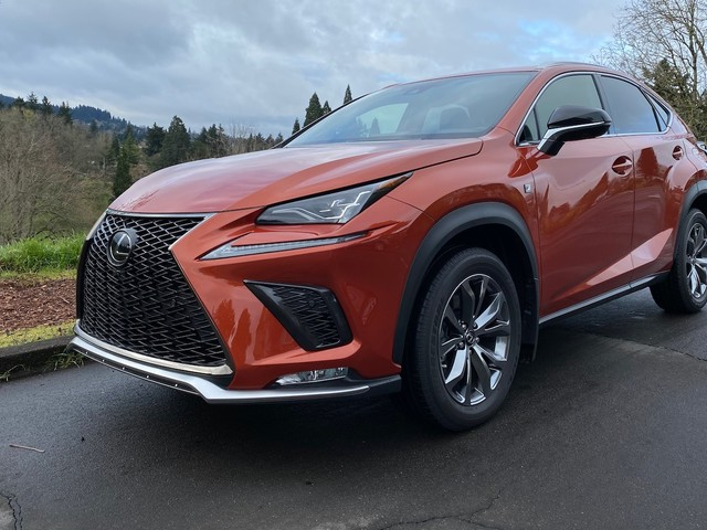 2020 Lexus NX Review: The Avant-Garde Small SUV
