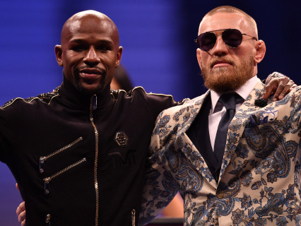 Floyd Mayweather Blasts 'Con Artist' Conor McGregor For Stealing His Style & Losing UFC 257