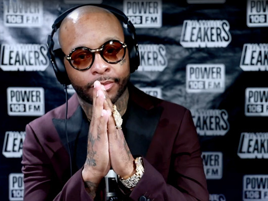 Royce 5'9 Bodies the 100th LA Leakers Freestyle