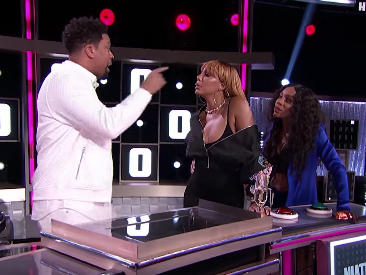 Hip Hop Squares Ep.2 Sneak Peek: Tamar Comes Down From Her Perch To Confront DeRay [Video]