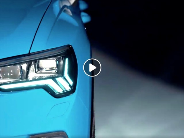 2019 Audi Q3 teased ahead of its July 25 debut