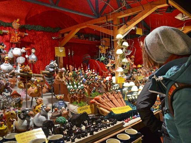 Kerstmarkt in Oldenburg gaat deze week open