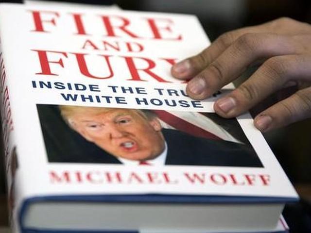 Fire and Fury-boek over Trump wordt televisieserie