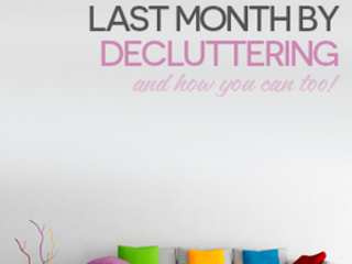 How I made $2,145 Last Month by decluttering