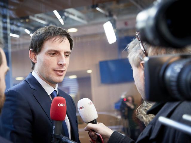 Hoekstra blijft positief over EU-spaargarantie ondanks uitblijven akkoord