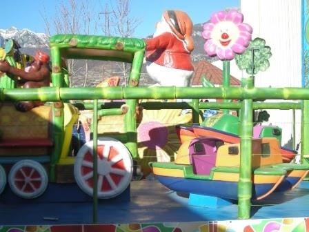 Carnaval bij het Gardameer