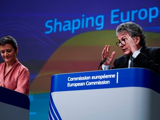 De Europese Commissie begint 'de slag om industriële data'