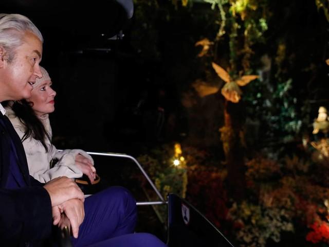 Geert Wilders wil zijn favoriete pretpark de Efteling snel weer open