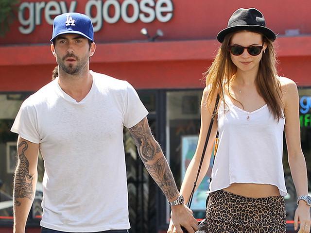 Report: Behati Prinsloo Welcomes Baby #2 With Adam Levine