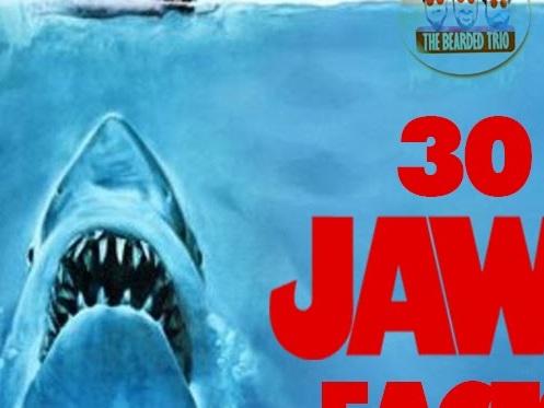 30 Random Jaws Facts