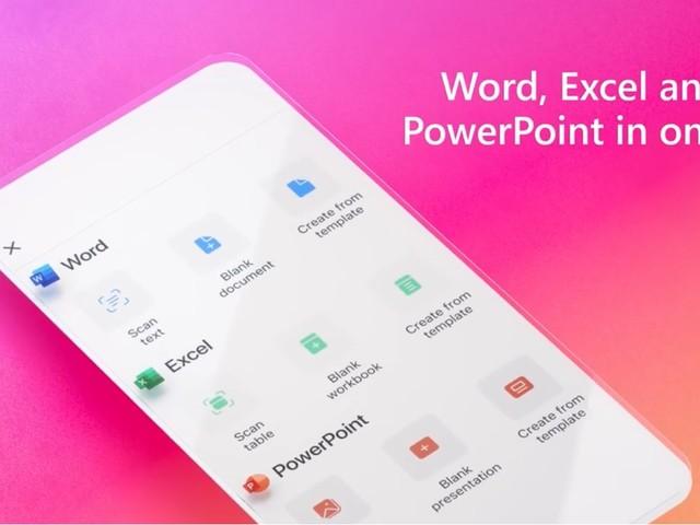 Nieuwe Office-app bundelt Powerpoint, Excel en Word: 5 functies op een rij