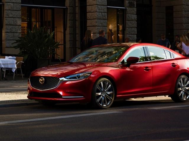 Next-Gen Mazda3 and Mazda6 may get all-wheel drive